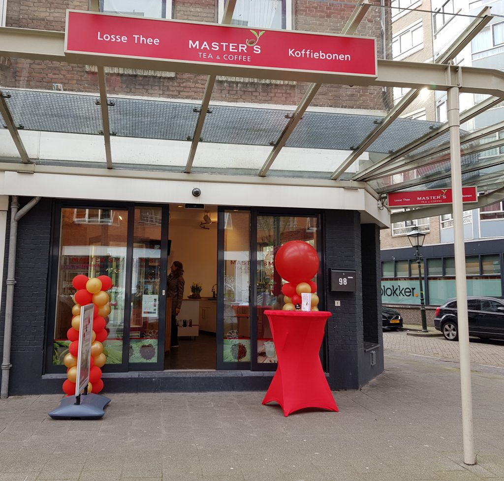Winkel in Rotterdam Kralingen