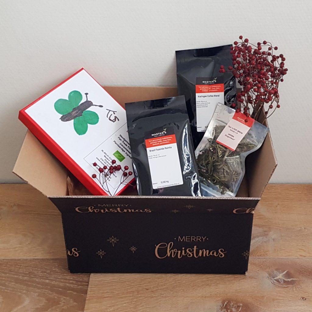 kerst geschenk